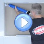 Work Smarter - Plasterboard Corners and Reveals