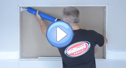 Work Smarter - Plasterboard Corners and Reveals